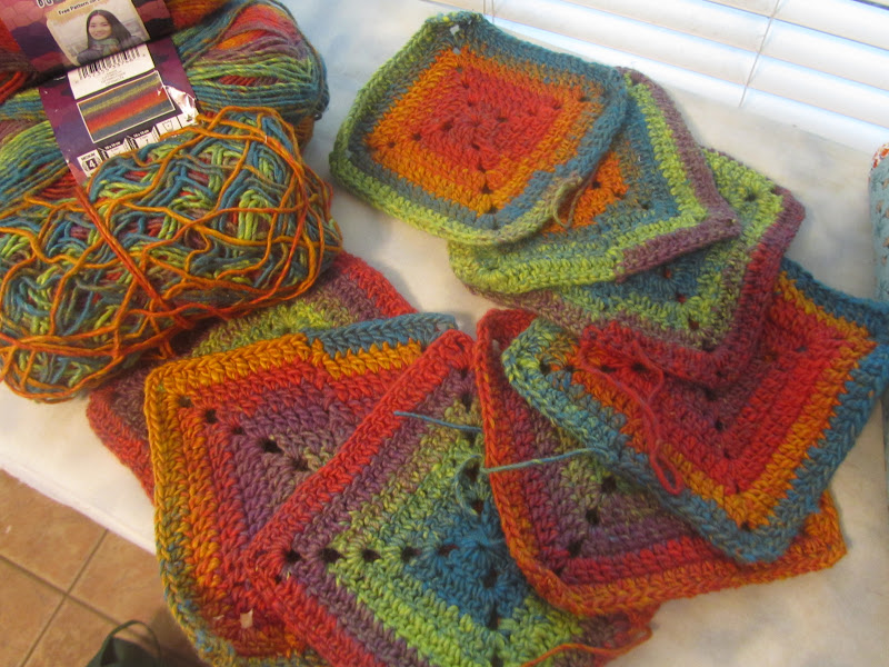 Collected Yarns: A Birthday Present and a New Project