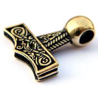 купить молот тора украшения из бронзы украина россия