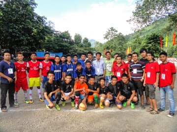 Knockout Football Tournament 2014