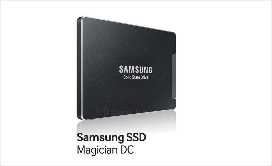 Samsung SSD Magician DC