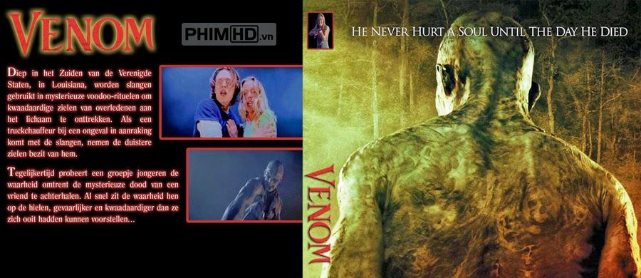 Phim Vua Rắn VietSub HD | Venom 2005