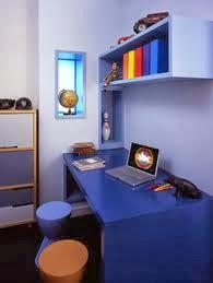 interior desain ruang belajar anak dan dekorasi ruang