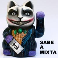 Gato Joker - Mahou Mixta
