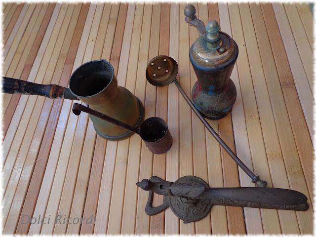 Dolci Ricordi: Vecchi utensili da cucina