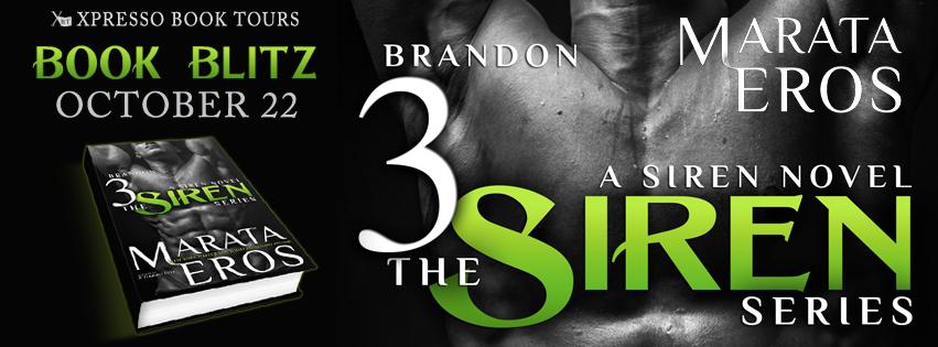 Book Blitz: Brandon by Marata Eros