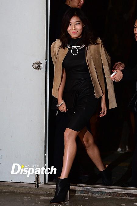 Yubin Wonder Girls Maison Margiela x H&M 02