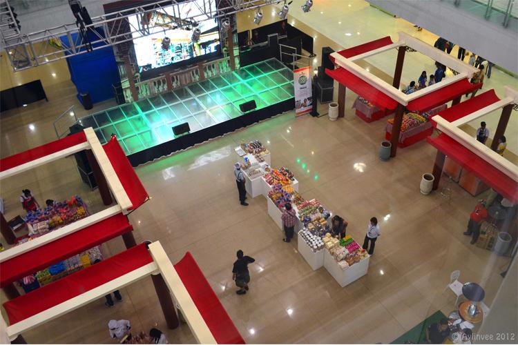 SM Megamall Mega Food Sale Activity Center