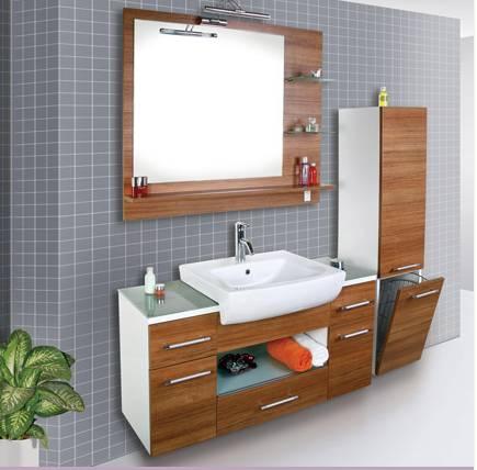 Banyo dolaplar rahat ve k for Bauhaus lavabos