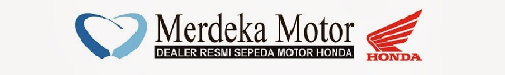 Merdeka Motor - Dealer Resmi Sepeda Motor Honda