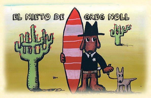 El Nieto de Greg Noll