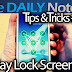 Galaxy Note 2 Tips & Tricks Episode 82: Delay Lock Screen When Power Button Is Pressed