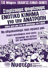ΕΚΛΟΓΕΣ ΕΙΝΑΠ 2016