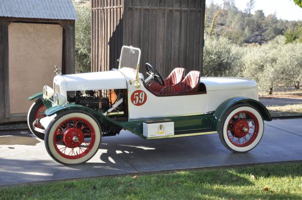 Model A Boat Tail Speedster
