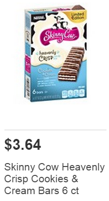 Coupon for skinny cow candy