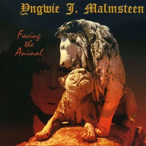 Portada de Yngwie Malmsteen-Facing the Animal