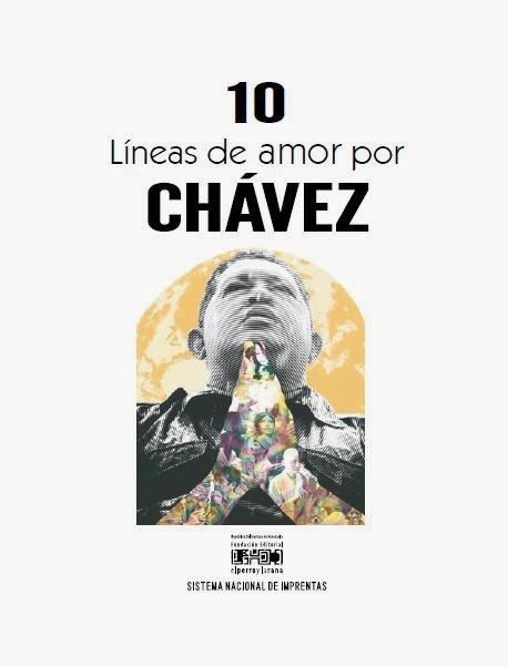 10 líneas de amor por Chávez