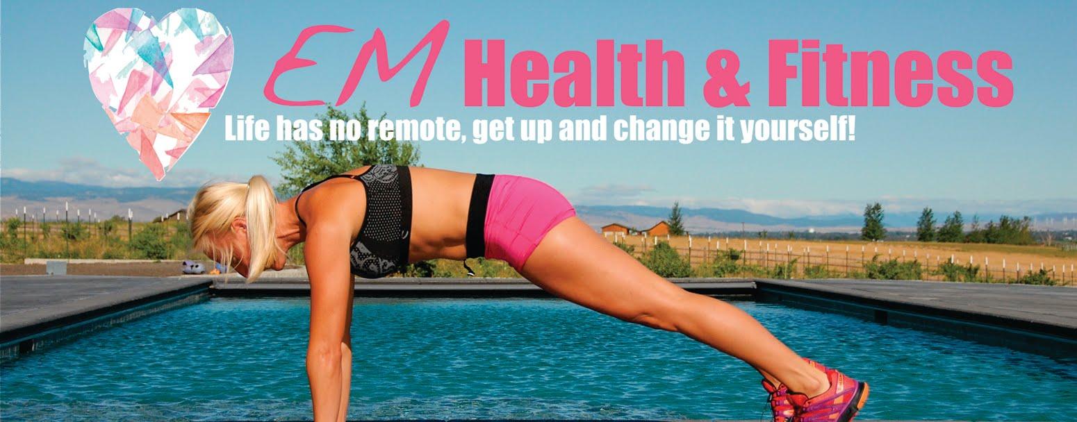e.m. Health & Fitness