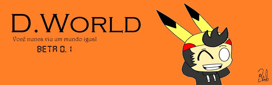 D.World -Versão Beta 0.1