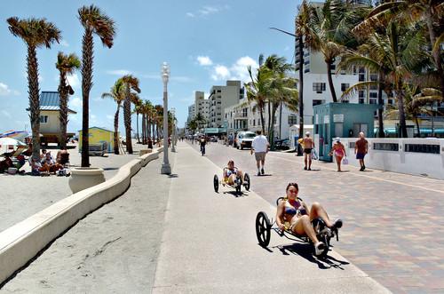 Segway In Miami Beach Florida