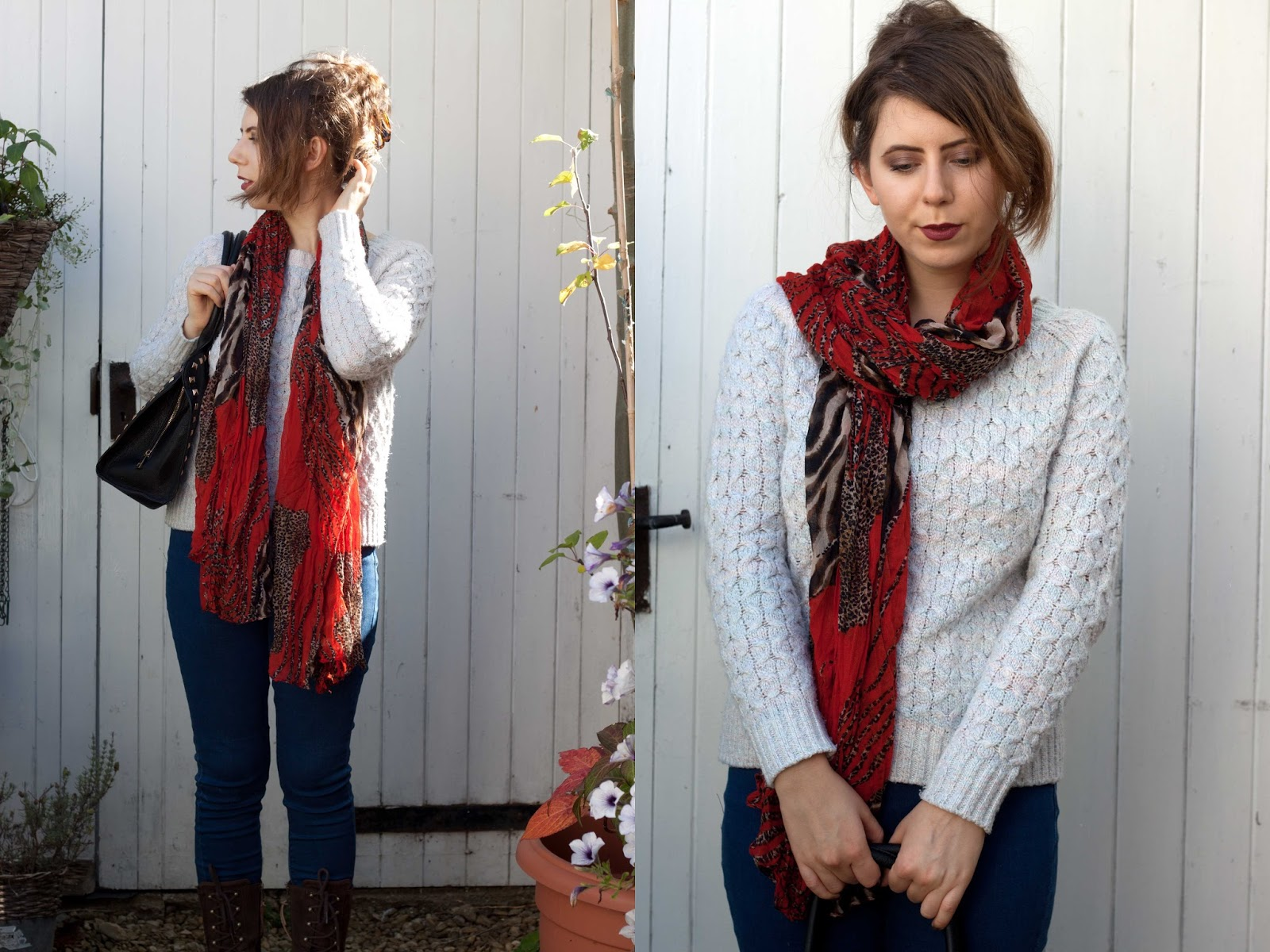 FASHION : AUTUMN DAILY OUTFITS 4