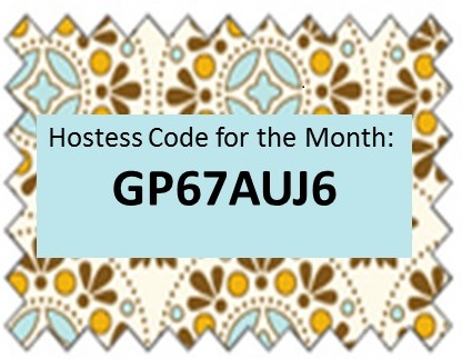 Host/Hostess Code for the Month