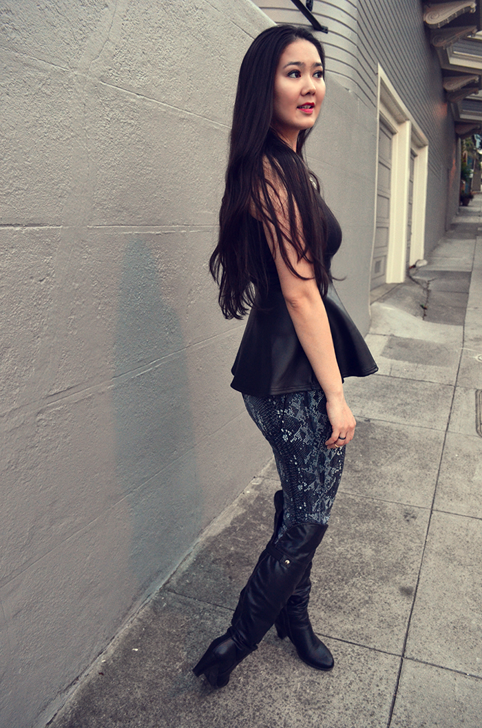 peplum robins jeans outfit