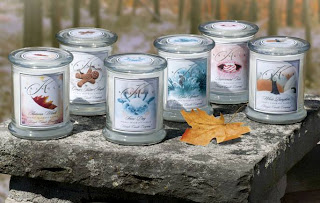 Kringle Candle Company new scents