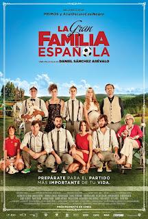 Ver Película La Gran Familia Española Online Gratis  (2013)