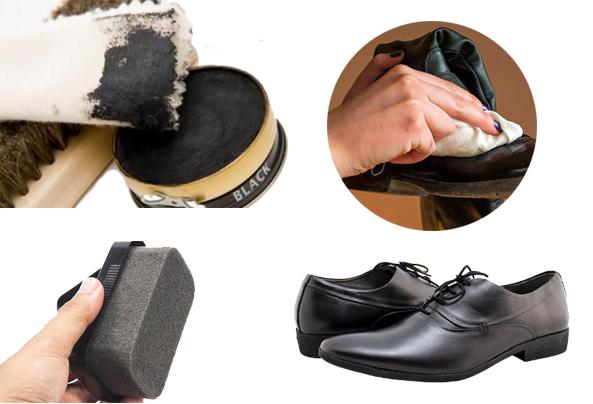 Làm mới đôi giày da yêu thích của bạn