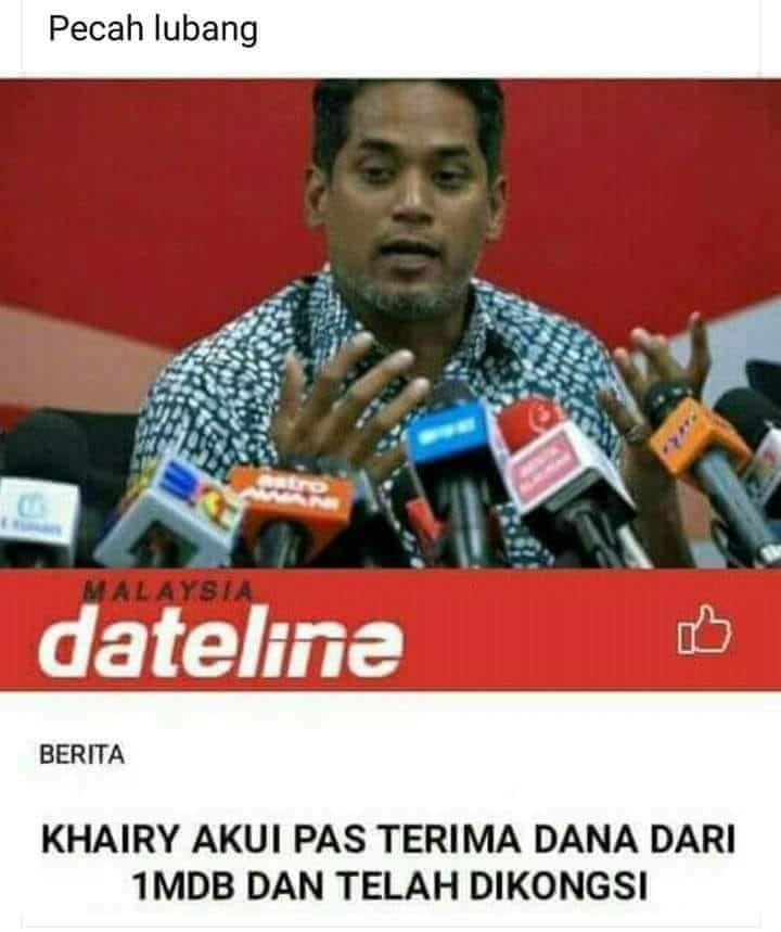 "KHAIRY AKUR LOBAI -LOBAI PARTI SUCI LOBAI ""D"" WANG MAKAN ""DEDAK "" IMDB KRIS TELANJANG !! SAMANLAH !"