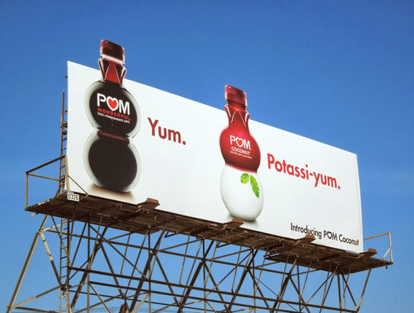 Pom Coconut Potassiyum billboard