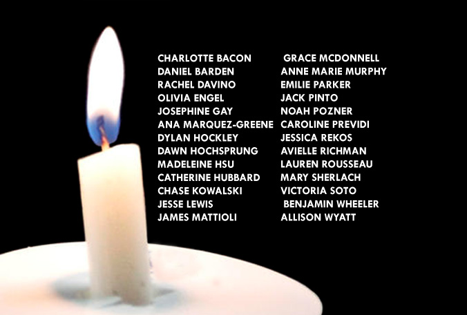 List of Sandy Hook Elementary School Shooting victims