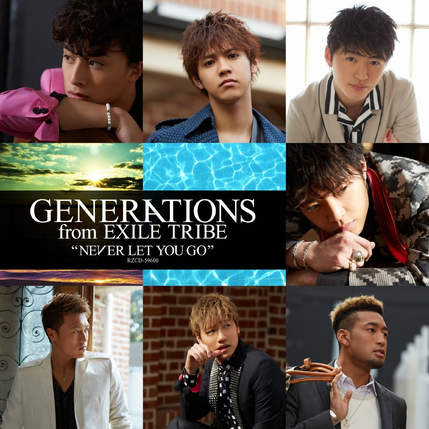 [Single] GENERATIONS - NEVER LET YOU GO [2014.04.23] 81mnD3rc%252BCL._AA1500_