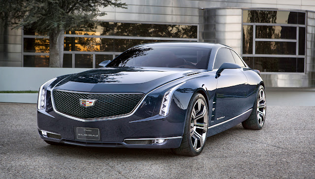 [Video] Cadillac Elmiraj Concept: Could This Hint at Caddy's New Halo Car?
