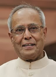 President of India Shri Pranab Mukherjee