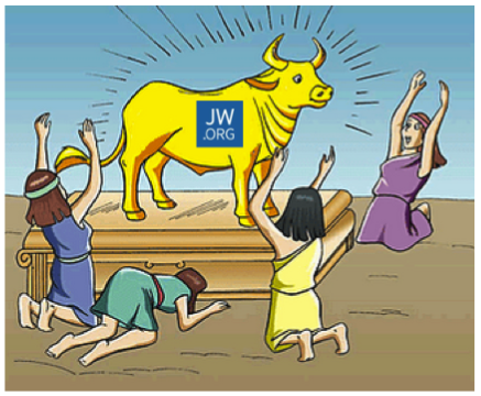 Поклонение сайту JW ORG