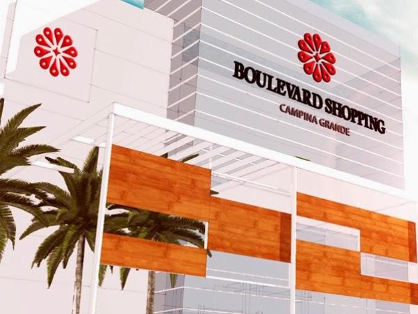 Direção do shopping Boulevard faz lançamento do projeto de expansão, em Campina Grande