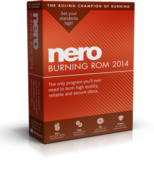 Download Nero Burning ROM 2014 V15.0.04600 New