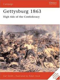 Gettysburg 1863 - Osprey