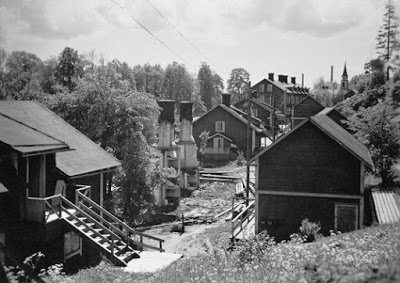 Min blogg om Svartvik uppdaterad den 9 januari 2019 (rörande historia)