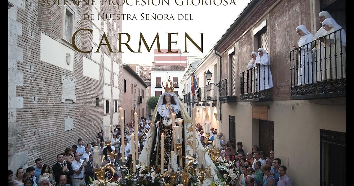 instagram Virgen salida en Alcalá de Henares