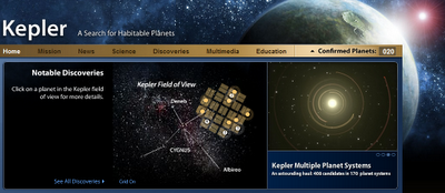 Find an Exoplanet