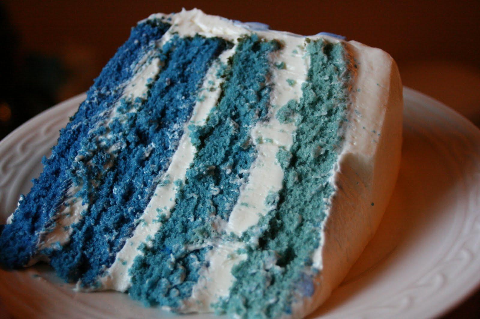 Images Of Blue Velvet Cake : Mary Cakes: Blue Velvet Cake