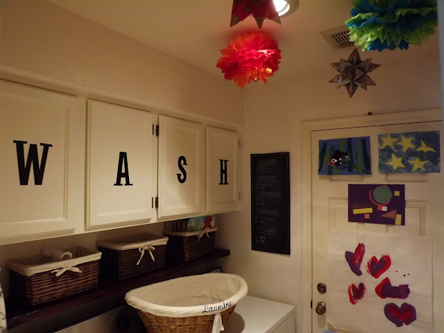 Laundry Room (old house)