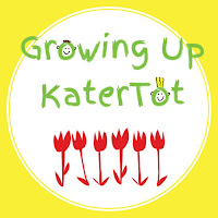 Growing Up KaterTot blog logo