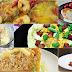 Os 15 melhores pratos para o seu almoço ou jantar