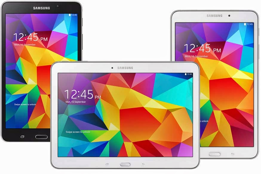 Samsung Galaxy Tab 4 10.1: specs, pictures and price