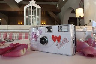 Einweg-Kameras für die Hochzeit