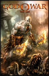 God Of War 3D Java Game 240x320