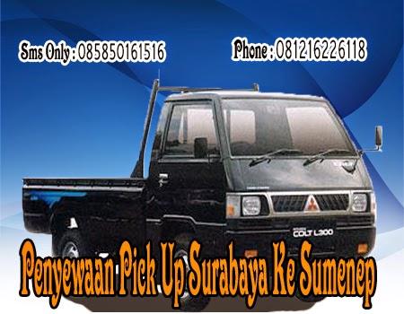 Penyewaan Pick Up Surabaya Ke Sumenep